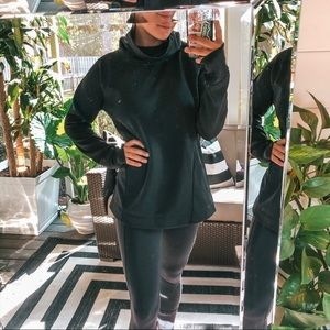 Express Cowl Neck Pullover